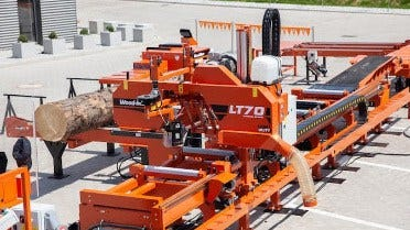 Wood-Mizer Sawmilling Systems Add Productivity and Save Operation Costs