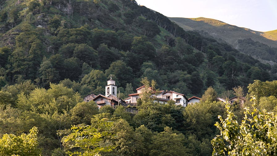 The Val Strona Valley is known as the Valley of spoons