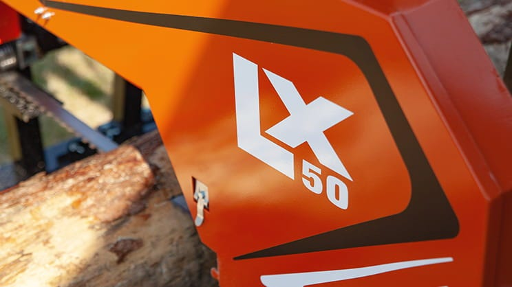 Wood-Mizer LX50 Sag